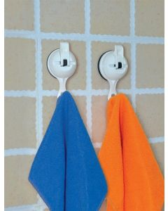 Streetwize Suction Hooks - Pack Of 2