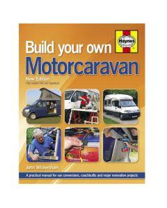 Haynes Build Your Own Motorcaravan Book - 2nd Edition