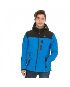 Trespass Hebron II Mens Softshell Jacket - Blue