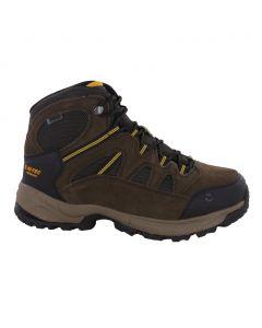 Hi-Tec Men's Bandera Lite Waterproof Walking Boots - Chocolate