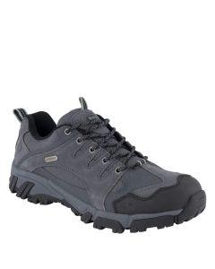Hi-Tec Aukland II Men's Waterproof Walking Shoes - Graphite Grey