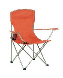 Highlander Edinburgh Folding Camping Chair - Orange
