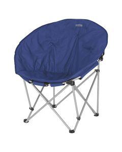 Highlander Moon Chair - Denim Blue