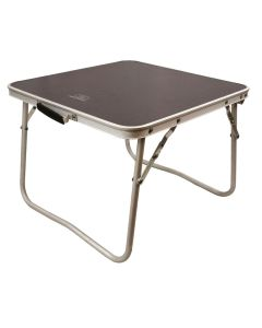 Highlander folding camping table - low height