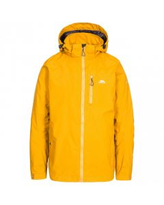 Trespass Hamrand Men's Waterproof Jacket - Maize