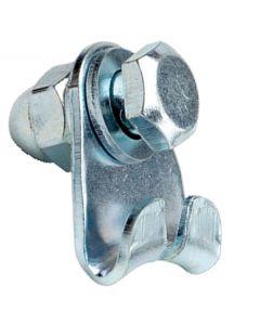 Jagwire Cantilever Brake Straddle Bridge - Silver