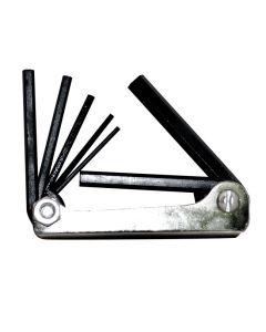 Folding Allen Key Set