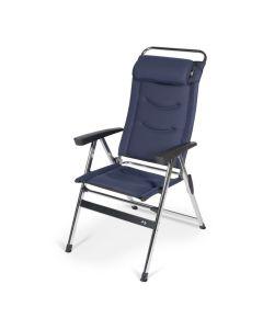 Kampa Dometic Quattro Milano Chair Steel Blue