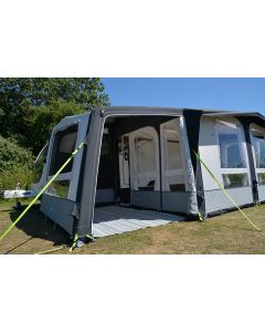 Kampa Club AIR Pro 390 Plus Awning - LEFT