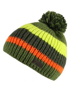 Regatta Kids Davin Hat - Green