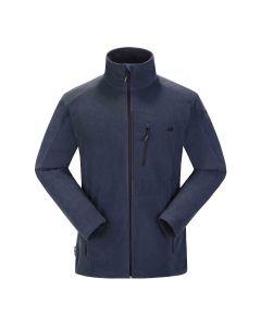 Skogstad Kleivane Microfleece Men's Jacket - Anthracite