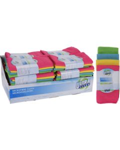 Koopman Microfibre Cloth Set - 4 Piece