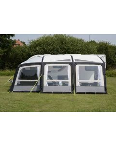 Kampa Rally Air Pro 390 Plus Awning - Left Hand