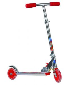 Kidzamo Alloy Folding Scooter - Red