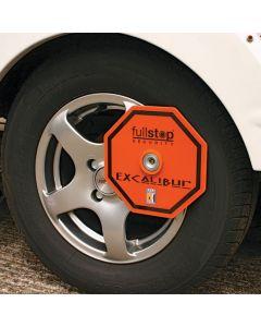 FullStop Excalibur Receiver Wheel Clamp