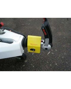 Milenco Lightweight Hitchlock ALKO 3004