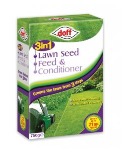Doff Lawn Seed, Feed and Conditioner