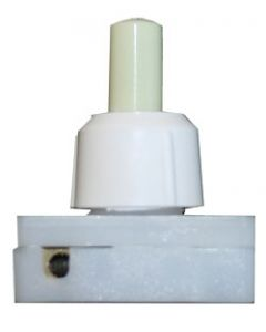 Push Switch 2A White