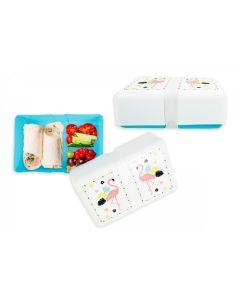 RSW Flamingo Lunch Box