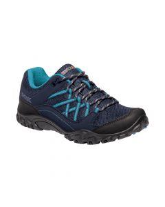 Regatta Women's Edgepoint III Walking Shoes - Navy Enamel