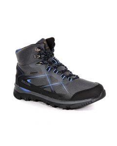 Regatta Women's Kota Mid Walking Boots - Granite Blueberry Pie