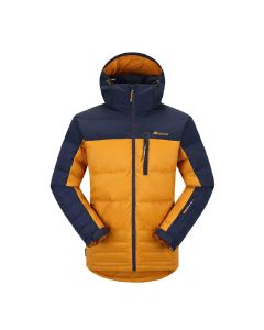 Skogstad Selvagen Men's Down Jacket - Ochre