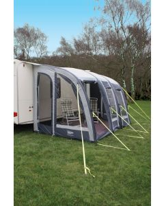 Leisurewize Ontario Air Awning - Charcoal