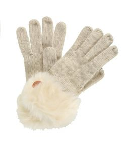 Regatta Luz Gloves - Vanilla