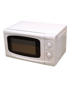 Caravan Microwave Compact Low Wattage