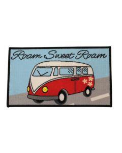 Quest VW Roam Sweet Roam Door Mat