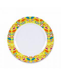 Kampa Flora Summer Side Plate