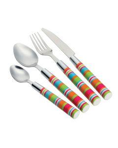 Camper Smiles 16 Piece Cutlery Set