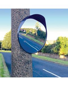 40cm Convex Driveway Safety Security Mirror