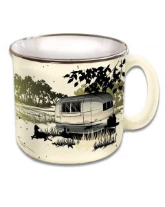 Camp Casual Mug - Paws & Relax