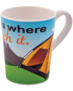 Mug Tent - Home Is Where You Pitch It