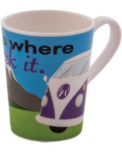 Mug Camper Van - Home Is Where You Park It