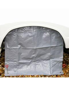 Maypole Caravan Wheel Cover - Grey