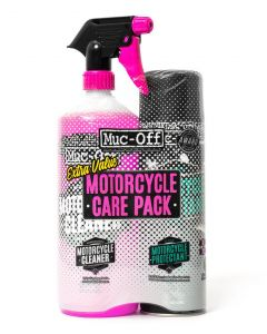 Muc-Off Motorcycle Care Pack Duo