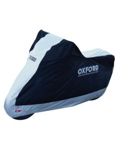 Oxford Aquatex Motorcycle Cover - Small-Extra Large