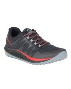 Merrell Men's Nova GTX Shoe - Black / Orange