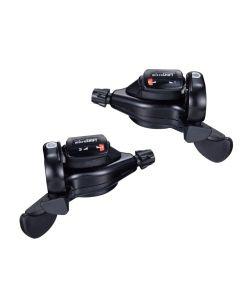 MicroSHIFT TS71-9 3 x 9-Speed MTB Tap Shifters