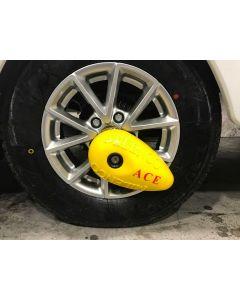 Milenco Ace Wheel Clamp