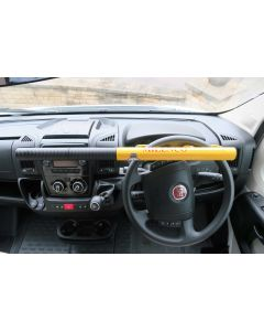 Milenco Commercial High Security Steering Wheel Lock - Sold Secure