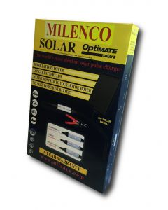 Milenco Solar Charge by Optimate