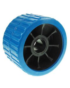 Ribbed Non-Marking Wobble Roller - 26.5mm Centre Hole