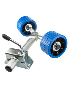 Maypole MP1714 Ribbed Non-Marking Wobble Boat Roller Kit