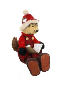 Christmas Badger