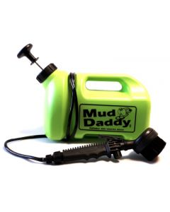 Mud Daddy Portable Washing Device - 5 Litre Green