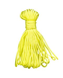 Yellow Nylon Guy Lines - Pack of 4