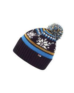 Skogstad Nostalgi Knitted Hat - Prime Navy
